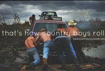 My County Man <3 / by Sierra Simons