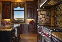 my house: kitchens. / by Sierra Simons