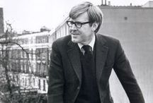 Alan Bennett / by Faber and Faber