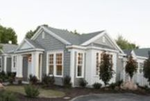 cape cod cottage / by Amanda Girl