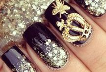 Beauty: Nails / Nail Art, Nail Designs, Manicures & Pedicures....Nail Glam / by Tamara Castillo