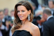 Kate Beckinsale / The beautiful and talented actress, model, mother, wife / by Dale
