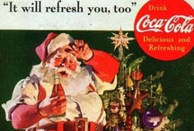 Vintage Christmas Ads / by Dale
