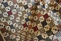 Four Patch Quilts / by B Southie