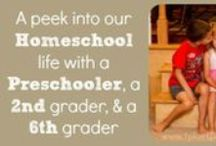 Homeschooling Misc. / by {1plus1plus1} Carisa