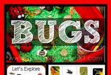 Bug Theme / by {1plus1plus1} Carisa