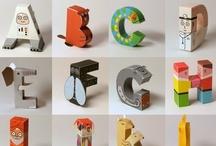 ABC Ideas / by {1plus1plus1} Carisa