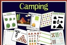 Camping Theme / by {1plus1plus1} Carisa