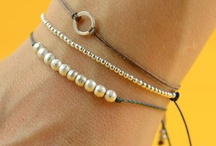 DIY Jewelry  / by Jaime from Crafty Scrappy Happy