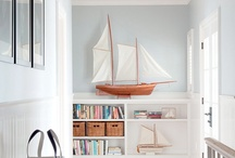 Lake House Ideas / by Jaime from Crafty Scrappy Happy