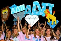 Alpha Delta Pi / Truly Sisters is the premier choice for cute, unique and fun licensed sorority gifts, bid day cards, sorority invitations and recruitment supplies! We hope our Alpha Delta Pi Pinterest Board will inspire you and the members of your chapter! / by Truly Sisters