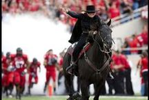 "Long live the Matadors! / ""Strive for honor evermore, long live the Matadors!"" / by Texas Tech Alumni Association"