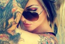 Tatts & Piercings / by Anjani Sarpal