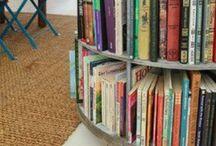 Bookshelves - Unique / by Joanna Silberman