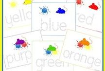 Colors / by {1plus1plus1} Carisa