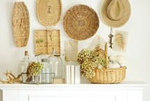 Mantle Inspiration / by Jaime from Crafty Scrappy Happy