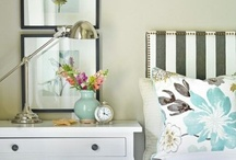 Bedrooms / by Jaime from Crafty Scrappy Happy