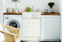 Laundry Room / by Jaime from Crafty Scrappy Happy