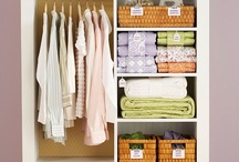 Closets / by Jaime from Crafty Scrappy Happy
