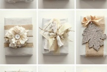DIY Gift Giving / by Jaime from Crafty Scrappy Happy
