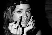 Rihanna / by Tatum Daniels