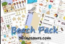 Beach Theme / by {1plus1plus1} Carisa
