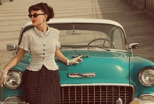 RETRO/VINTAGE / Old stuff that I like.... / by Pamela Padillo