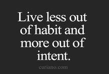 wise words // inspirations / by Vanessa Nishiyama