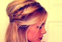 good hair : best accessory  / by Vanessa Nishiyama