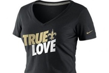 Saints Women's Gear / by New Orleans Saints