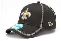 Saints Hats / by New Orleans Saints