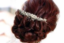 {Wedding} Hair Styles / by Maggie McAllister