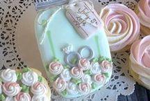 {Wedding} Cookies / by Maggie McAllister