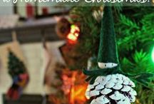 Have Yourself a Homemade Christmas! / DIY Natural Ideas for Gift Giving, Decorating, and Real Food Desserts to Make your Spirits Bright! / by learningandyearning