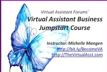 Virtual Assistant Resources / Resources for Virtual Assistants / by Michelle Mangen