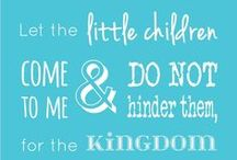 Preschool ministry / Simply teaching kids to love and follow Jesus.  / by Robyn Morris