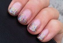 Nailed It / Clipped, filed, and painted! / by Jennifer Graber