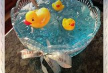 Baby Shower Ideas / by Sally Mattson-Hunt
