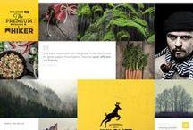 website design / by stephen lindley