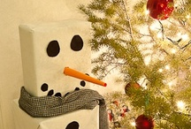 Holiday Fun / by Rachel Antonovich
