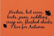 All That Is Fall!! ♥ / by Amanda Anderson