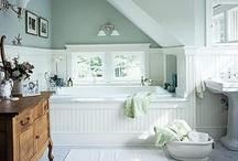 Bathrooms / by Amanda Anderson