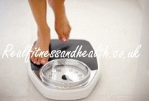 Weight Loss / Lose Weight the Healthy Way with Realfitnessandhealth.co.uk / by R.E.A.L  Samantha Rentz
