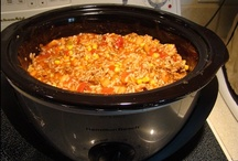 Slow Cooker / by Wendy Forbes