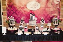 Event&Party Planning Ideas / Party Ideas for Showers, Parities , and Special Occasions.  / by Michelle Burns