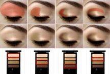 Makeup Ideas / by Jennifer Hanson