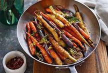 Feast   Potatoes & Veggies / by Rebekah Neely