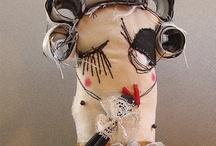 Dolls - Cloth / by Mizz Debby
