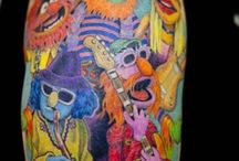 Tattoo Zoo / by Mizz Debby