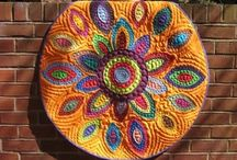 Quilty Lady - Applique Quilts / by Mizz Debby